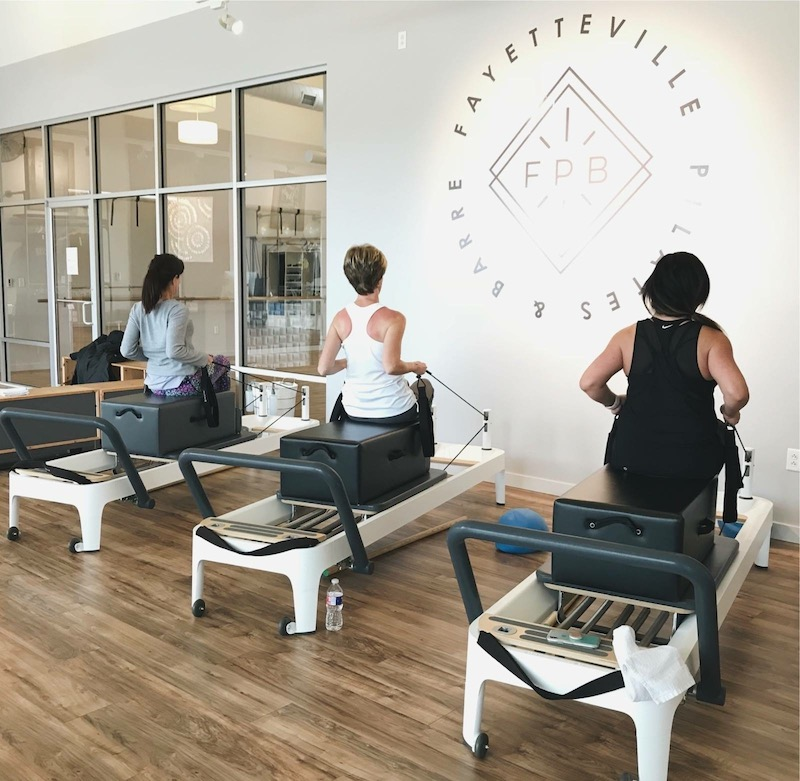Fayetteville Pilates and Barre -