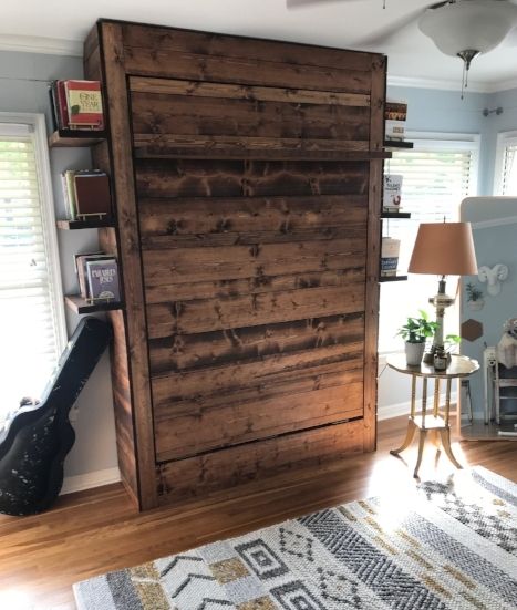 THE Murphy bed