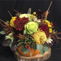 Creativity galore from Wolfe Florist!