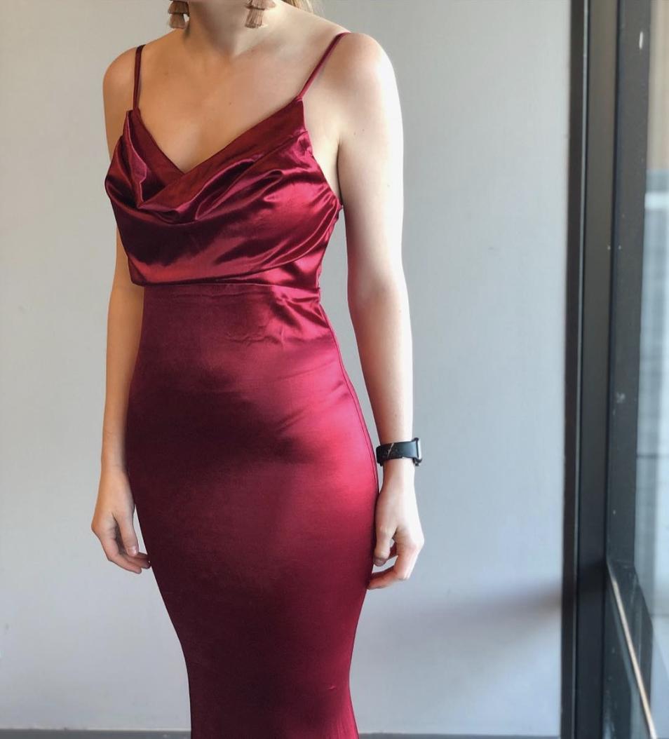 Evening dress from Bevo's