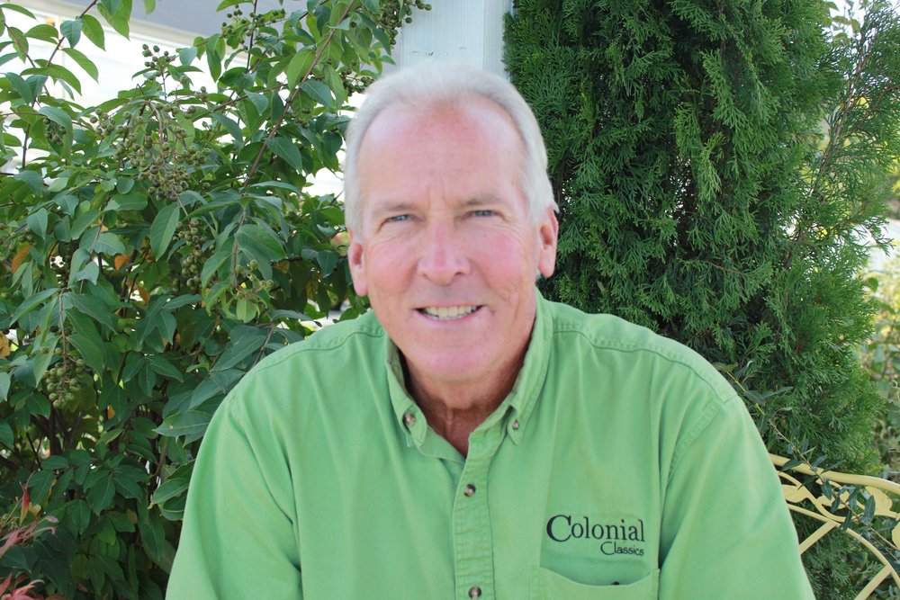 J.T. McCarty, President of Colonial Classics