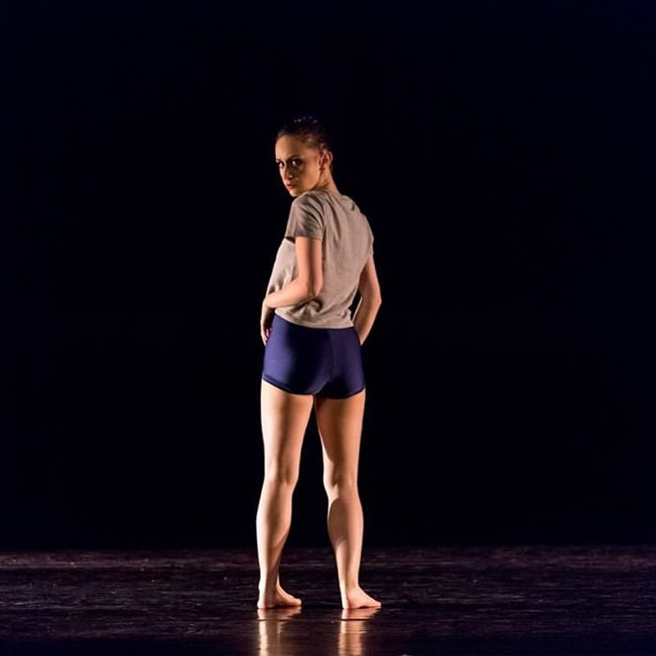 BACKBITE - Commissioned for the dancers of Ballet Dallas, BACKBITE showcases the often unspoken competitive, aggressive, and tense energies surrounding a group of women.PRESS: THEATER JONES REVIEWCreated in 2018