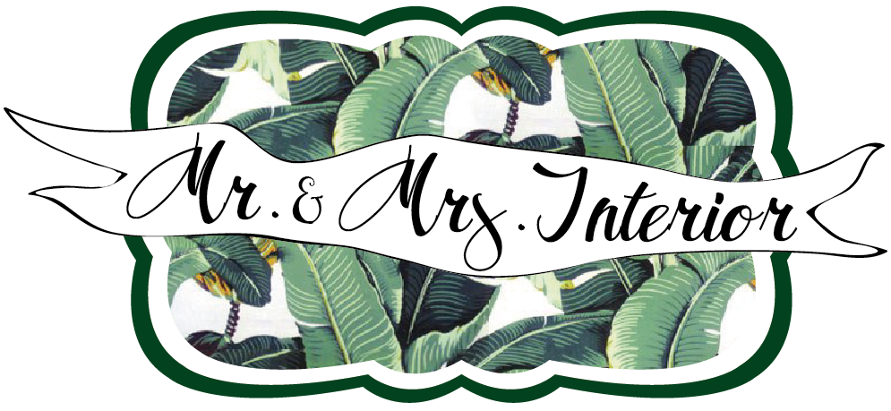 Mr. & Mrs. Interior