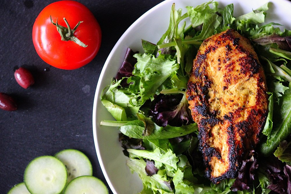 Maple Mustard Chicken Breast