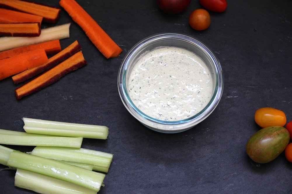 Whole30 Dairy Free Ranch Dressing