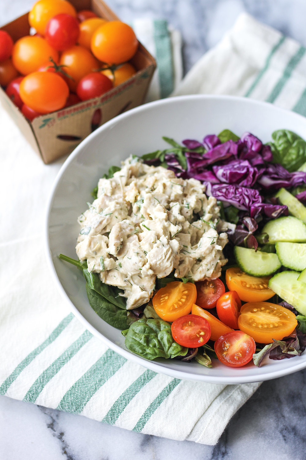 Easy Whole30 Five-Minute Classic Chicken Salad