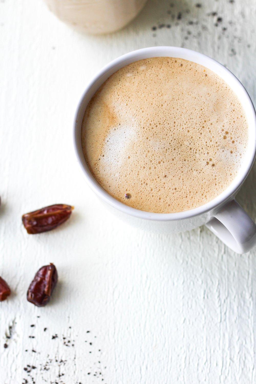Dairy-Free Vanilla Latte