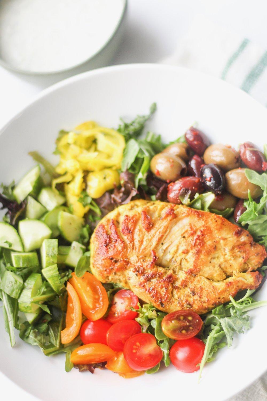 Easy Turmeric Chicken