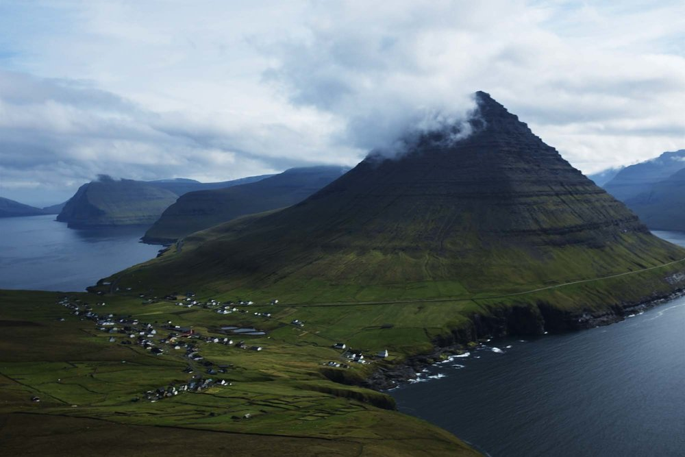 Town of Viðareiði