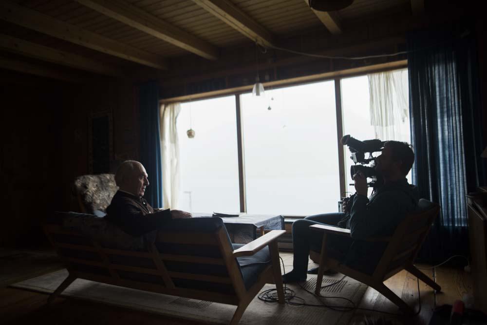Faroetale - Thea's short documentary about the Faroe Islands