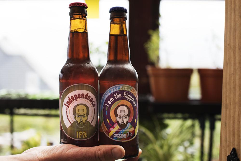 Laig Bay Brewery