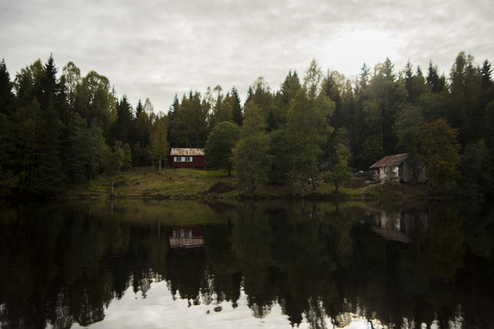 Norwegian cabin