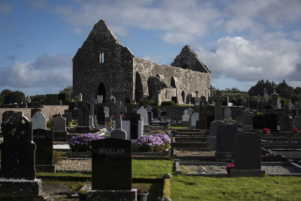 The Fenagh Abbey