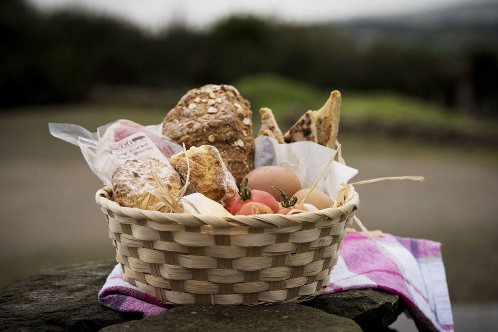 Breakfast Hamper from Bradkeel Social Farm