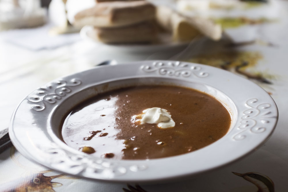 Goulash Soup: a tradition of Swedish winter