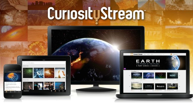 A CuriosityStream review - the 'Netflix for nonfiction'. Take a look at CuriosityStream and how to use it to encourage interest led learning in your homeschool.