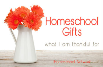 homeschool gifts
