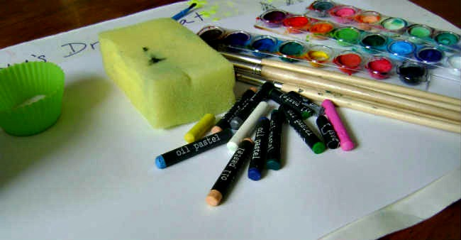 art projects for kids supplies