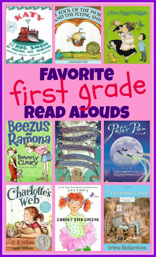 Favorite First Grade Read Alouds Happy Homeschool Nest Balancing