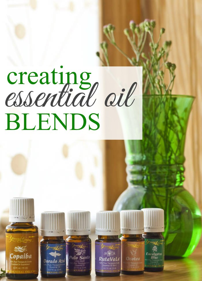 Creating your own essential oil blend doesn't have to be difficult. Use these 5 simple steps to start creating your own personalized essential oil blends.
