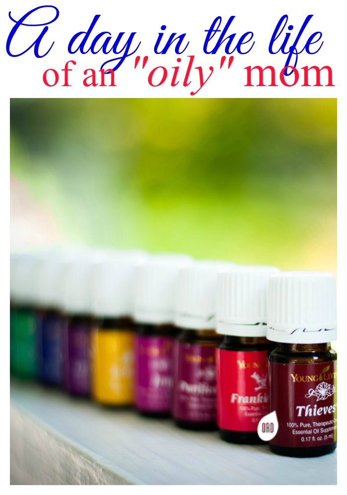 Take a look at how we use essential oils in our day-to-day routine - from morning to night. I share a look at how we use oils throughout the day.