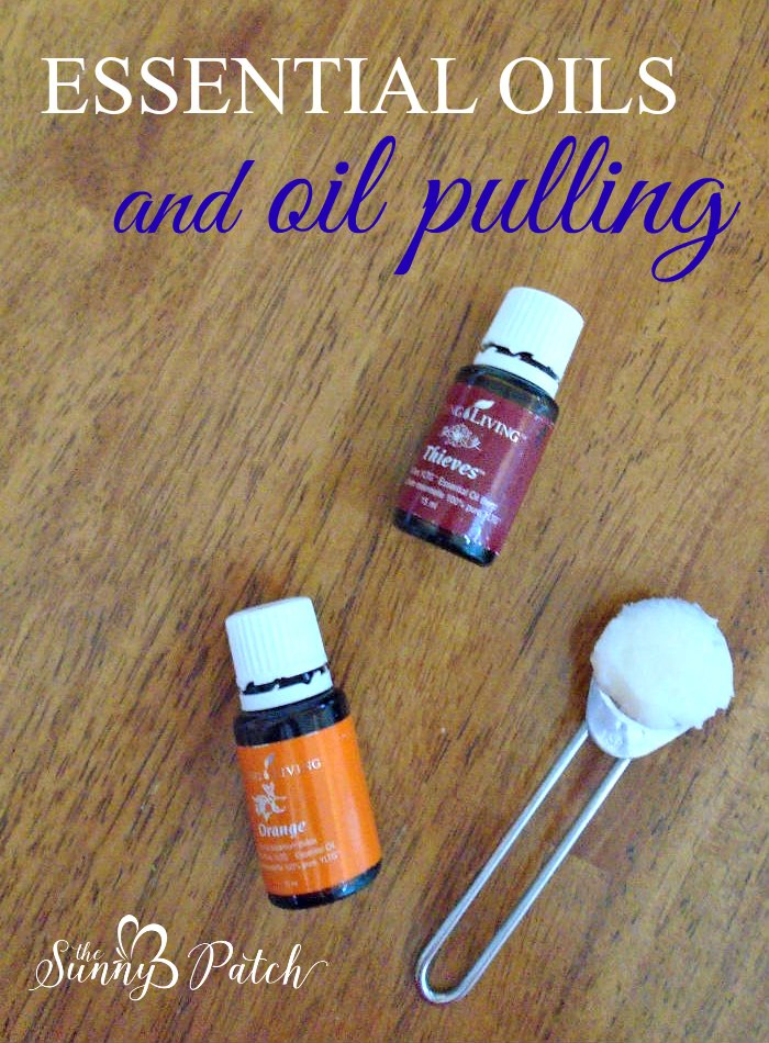 Combine essential oils with oil pulling and you'll be promoting oral health & hygiene. See how to do it and why it's important for oral care.