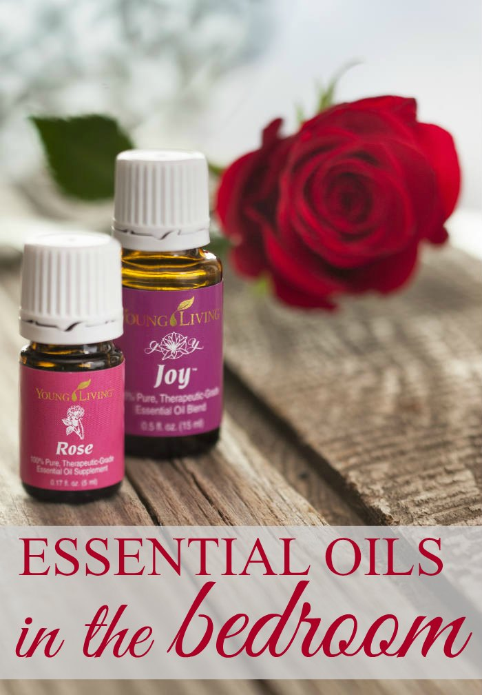 Learn how to use essential oils in the bedroom - for sleep and other things! With tips and a few links to some fun ideas, you'll find something to spark your interest.