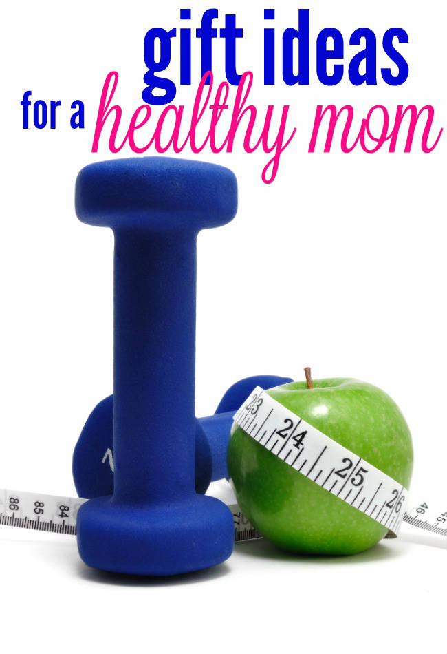 Looking for some gift ideas for a healthy mom - someone who wants to get healthy and create a healthy family home? These 10 gifts ideas are perfect for a busy mom!
