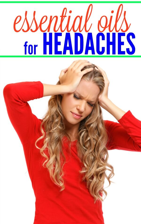 Essential oils for headaches - find the best essential oils for the types of headaches you deal with every day. Essential oils are great alternatives for natural headache relief.