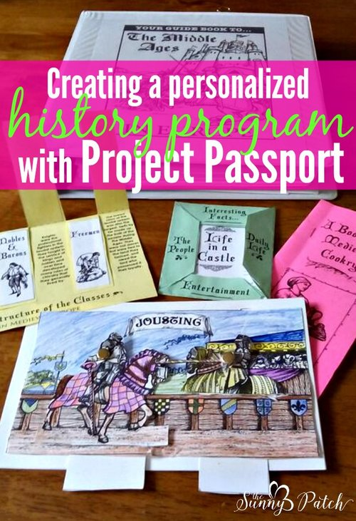 Creating A Personalized History Program With Project Passport
