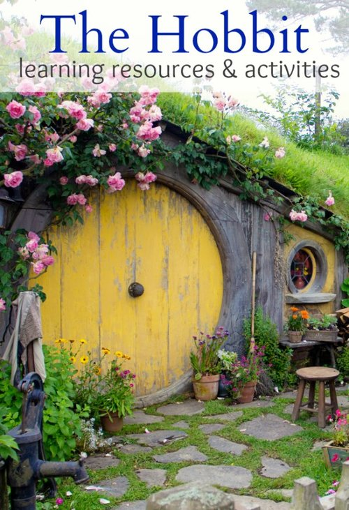 The Hobbit Resources  Activities For Kids  Happy Homeschool Nest  J R R Tolkiens Novel The Hobbit Has Enchanted Readers For Many Years  Learn About