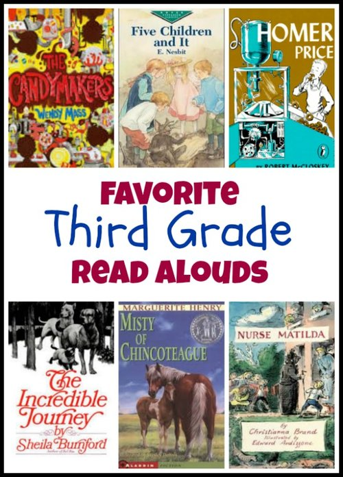 Favorite Third Grade Read Alouds Happy Homeschool Nest Balancing