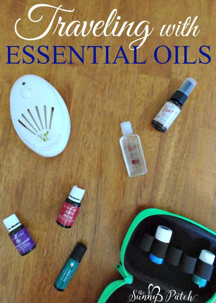 Essential oils are great things to have packed for your travels. Here's a list of things I need and why I take them when I'm traveling with essential oils.