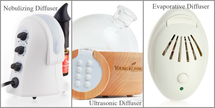 types of diffusers