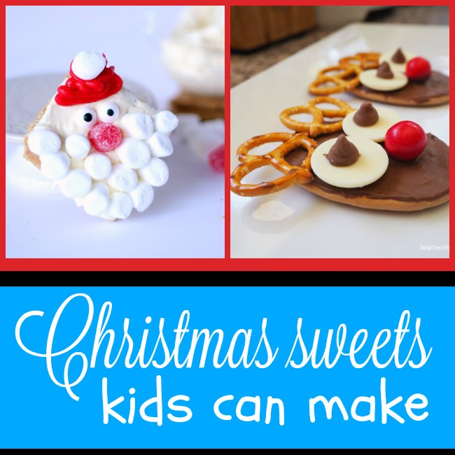 Simple No Bake Christmas Sweets Kids Can Make Happy Homeschool