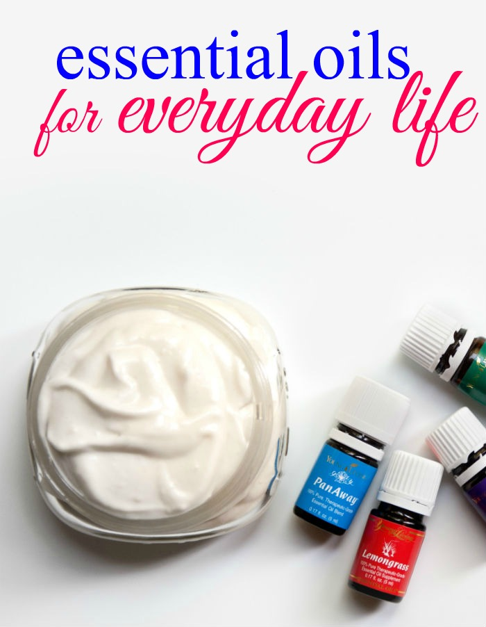 Many people turn to essential oils when they are sick but I prefer to use them for everyday life and well-being. They can be a wonderful, natural way to support your everyday health & well-being. So let's take a look at how to use essential oils for everyday life.