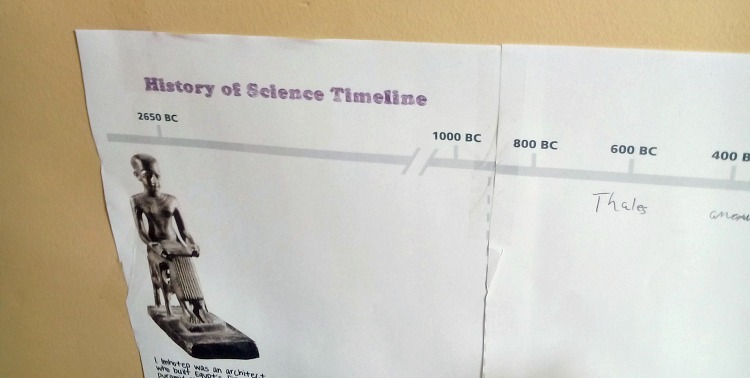 Making a history timeline is a great way to show children how historical events are connected. With three different formats, you can easily choose the history timeline that works for your homeschool. Learn how to create a timeline and why you would want to.