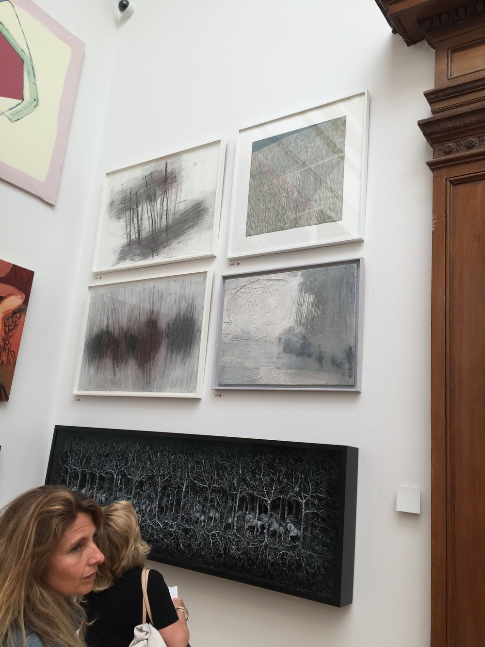 Jo Gorner's Print (top right)