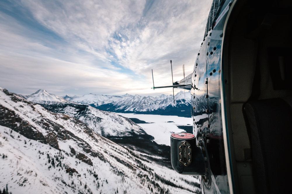 Rockies Heli Canada