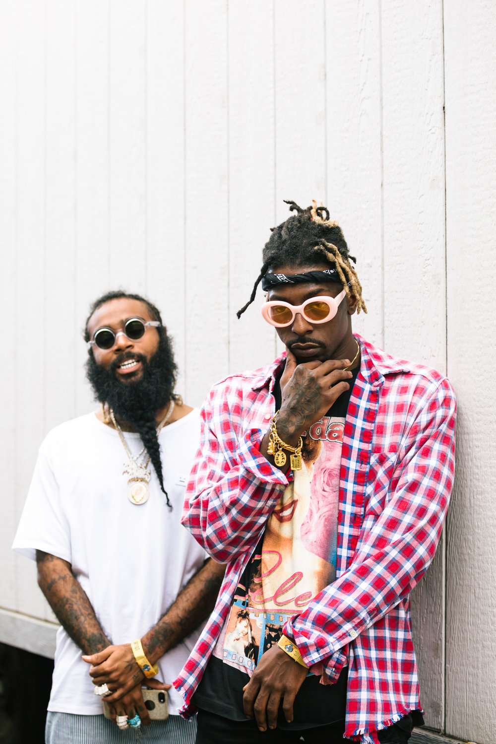 Zombie Juice & Meechy Darko (Flatbush Zombies)