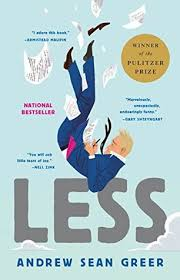 Afternoon Literary Seminar: Less, Andrew Sean Greer