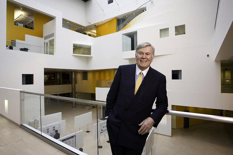 Patrick J. McGovern (1937-2014)