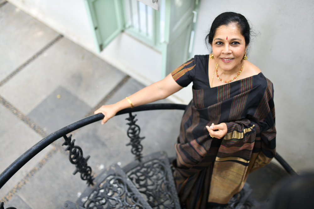 Kalpana Mohan (photo by Raghu Vedant).