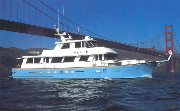 Available now   Year: 1981  Current Price: US$ 759,000  Located in San Rafael, CA  Hull Material: Fiberglass  Engine/Fuel Type: Other/NA diesel  YW# 1628-2982806