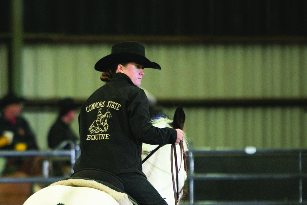 Connors-State-College-Equine-Team