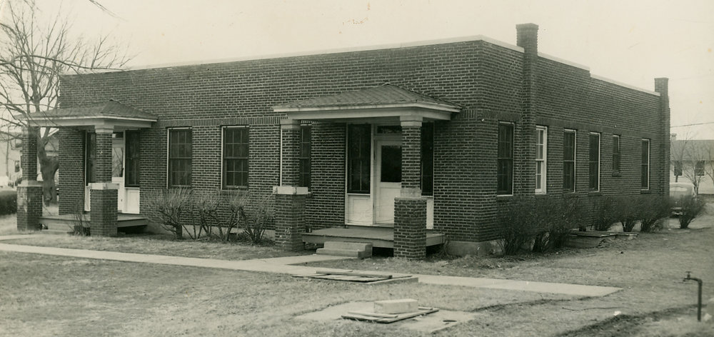The Science labs Building first served as the campus dining hall in the 1920s.