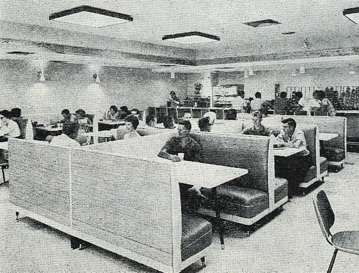 Student Union 1964