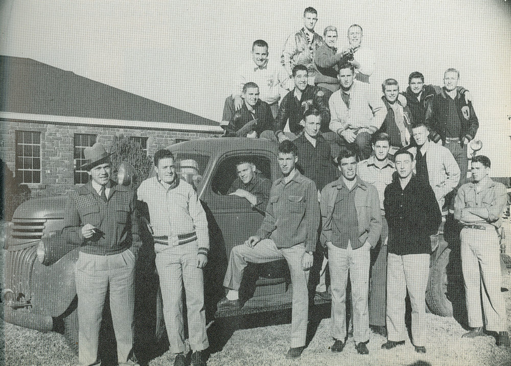 Student Fireman 1953