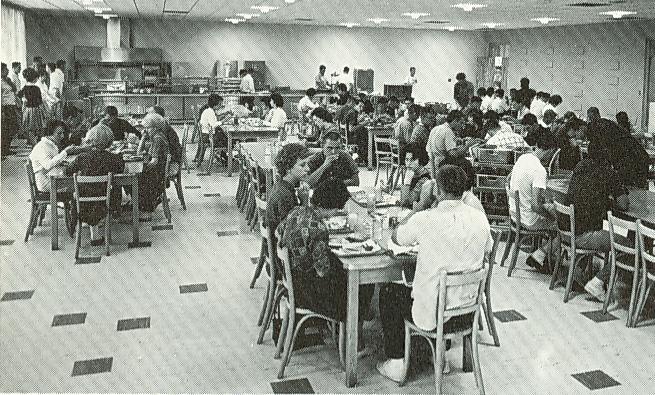 Cafeteria 1964