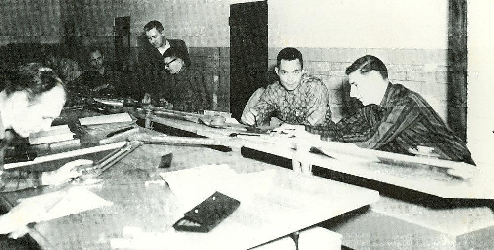 Drafting Class 1964